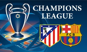 Apuestas Atlético de Madrid vs Barcelona – Champions League