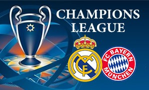 Apuestas Real Madrid vs Bayern Múnich Champions League