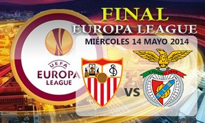 Final Europa League | apuestas Sevilla vs Benfica